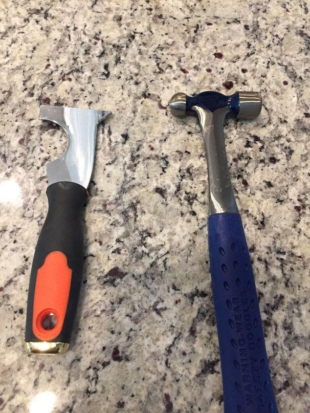 Tools you may  need