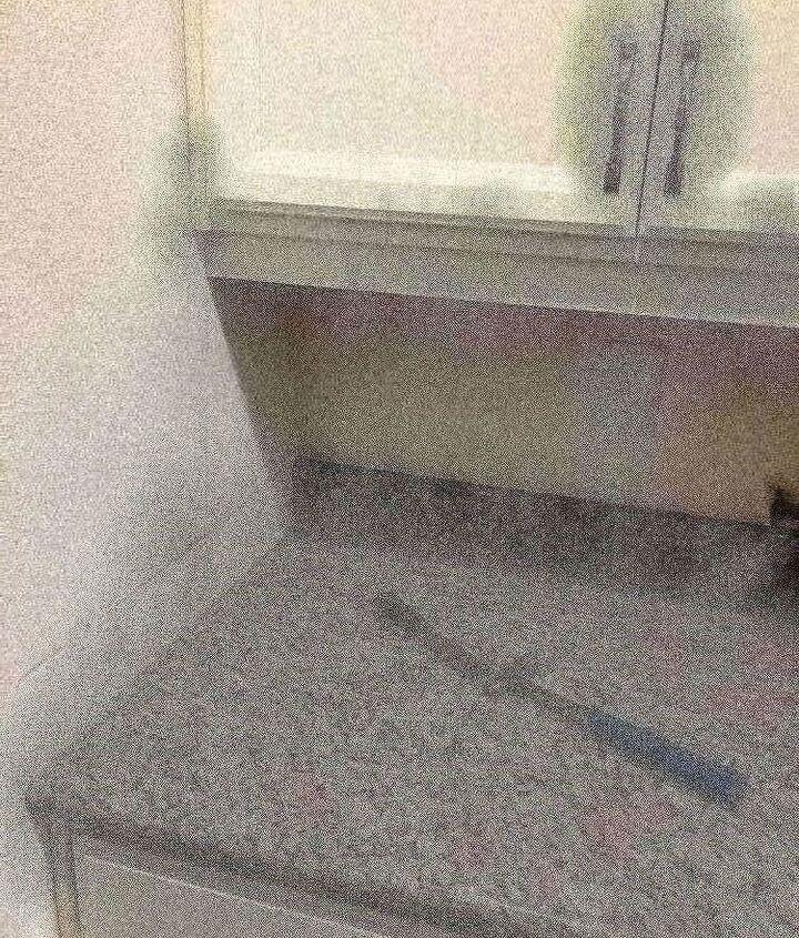 Tool used to remove granite backsplash