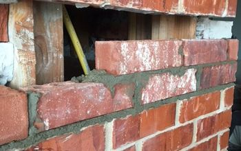 how to remove brick the easy way
