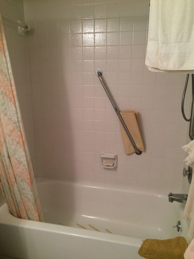 "How to Give New Life to Old Bathtub Surround and ""Tile Over"