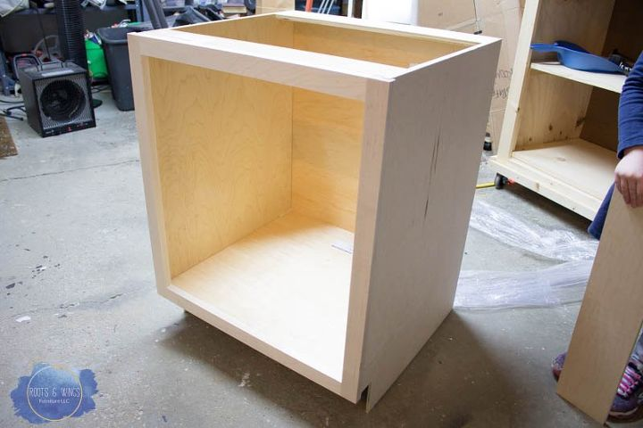 when function meets design adding a pull out trash can