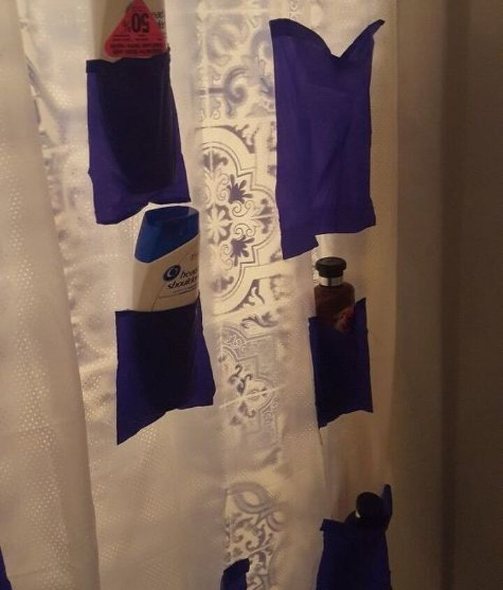 shower accessory curtain
