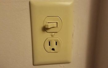 easy outlet update, I did it