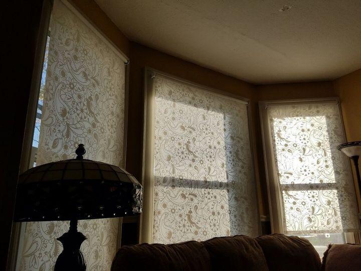 my bay window solution