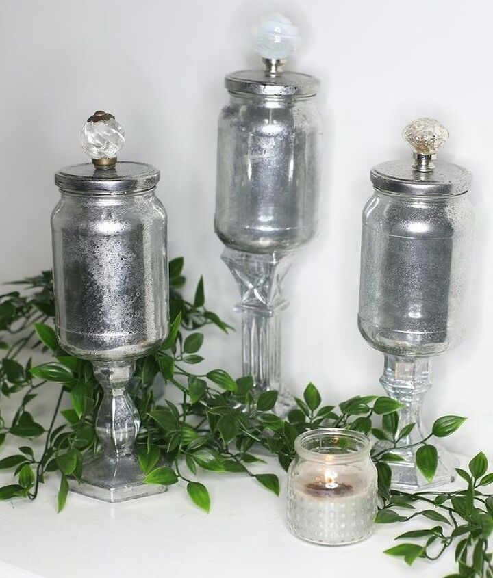 check out these 8 amazing ways to turn pickle jars into home decor