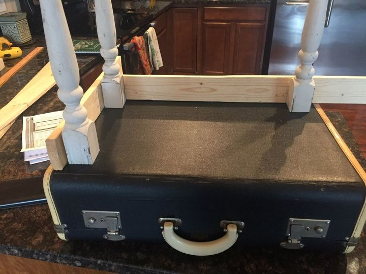 suited for better things the suitcase upgrade