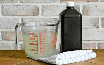 Homemade Bleach Recipe