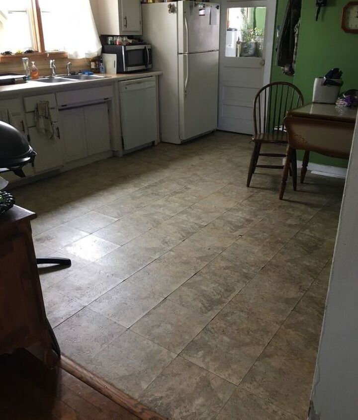 q i have a 98yr old farm house and i want to redo kitchen