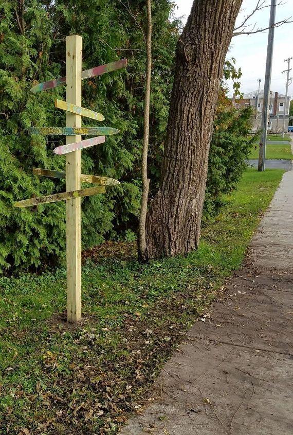 fantasyland directional signs
