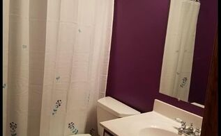 bathroom paint and li l creative update under 30