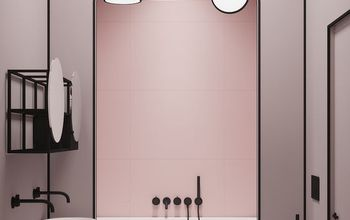Fabulous Pastels, Pink Bathroom Concepts for Adults