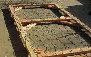 building farm style gates