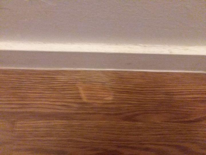 How To Repair Clear Coat Spot On Wood Floor Panel Hometalk