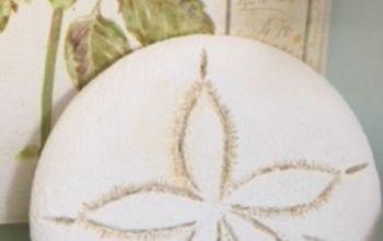 sand dollar pottery barn hack
