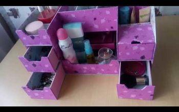jewelry make up organizer