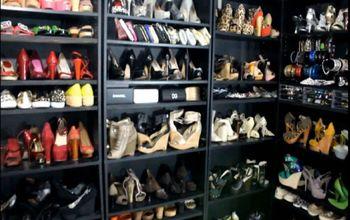 Ikea Billy Shoe Shelf Dupe....
