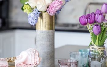 SPRING DECOR: HOW TO USE ACCESSORIES TO ADD COLOR TO A NEUTRAL HOME