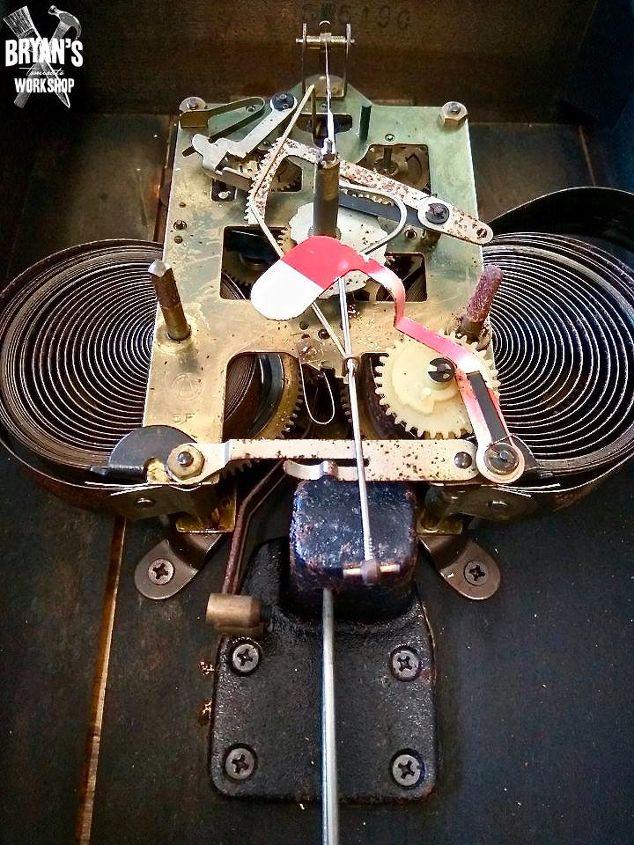 three junk clocks fixed and flipped