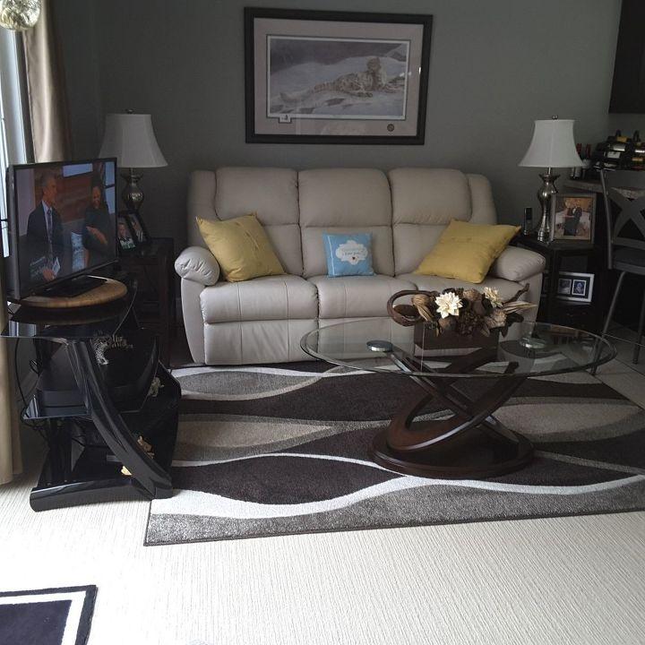 q living room decoration