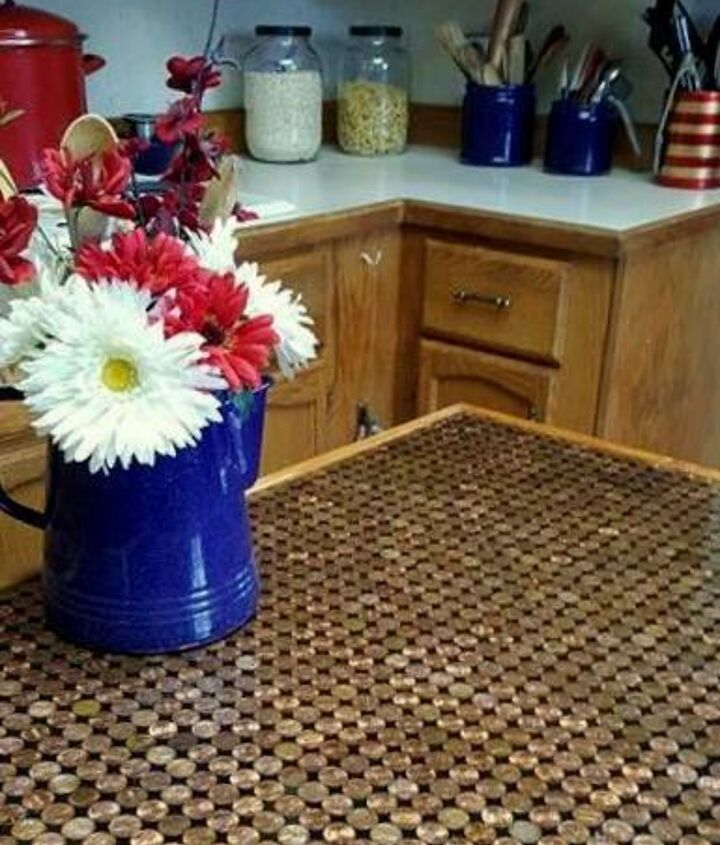 a penny saved means a new kitchen countertop