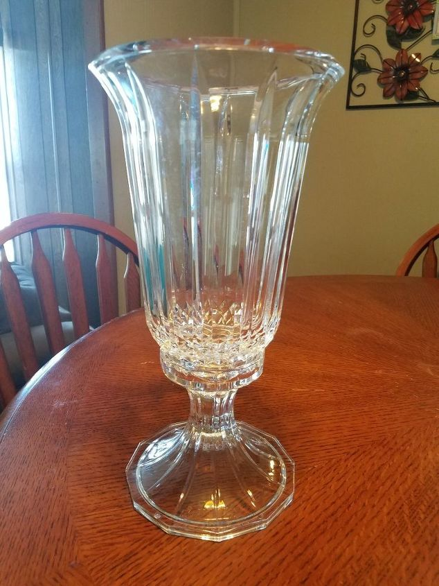 How To Make This Vase A Fresh Water Vase Hometalk