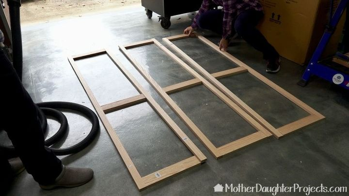 how to make a diy folding screen