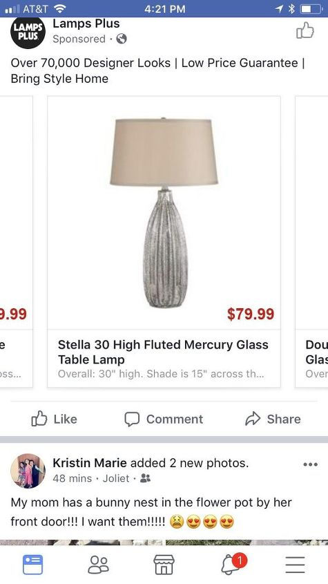 q what kind of tables and lamps go with couch