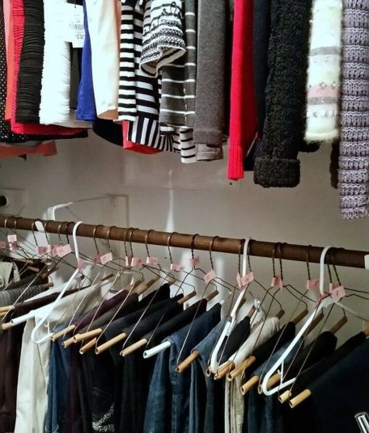 you won t believe this master closet makeover