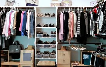 You Won't Believe This Master Closet Makeover!