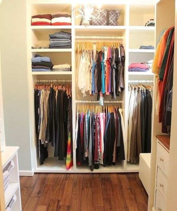 Top 48 Ways To Organize Your Bedroom Closet Hometalk Classy Organize Bedroom Closet