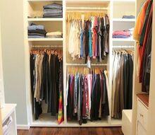 s top 12 ways to organize your bedroom closet