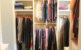 s top 12 ways to organize your bedroom closet