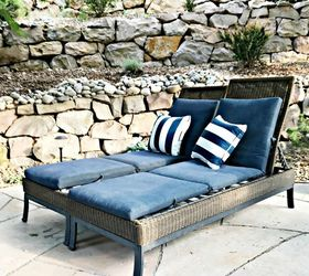 Knockoff Decor Pottery Barn Patio Chaise
