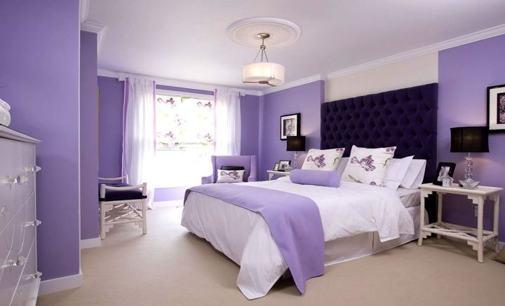 4 paint colors that are ideal for a soothing bedroom
