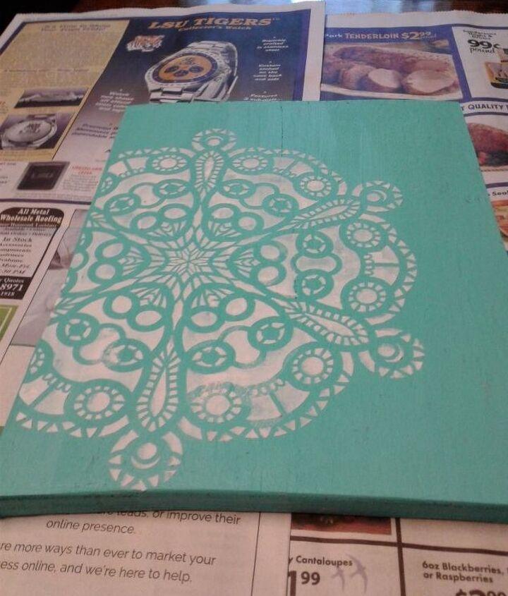 fun with texture paste