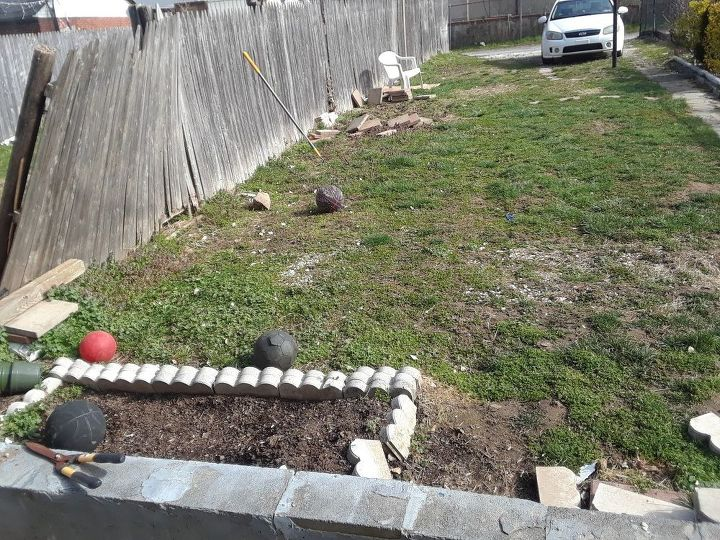 q what can i do to this yard