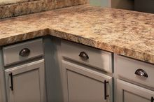 diy granite countertop makeover