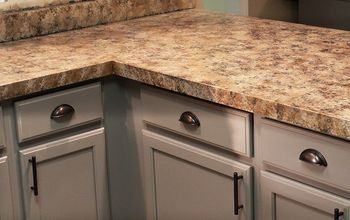 DIY Granite Countertop Makeover