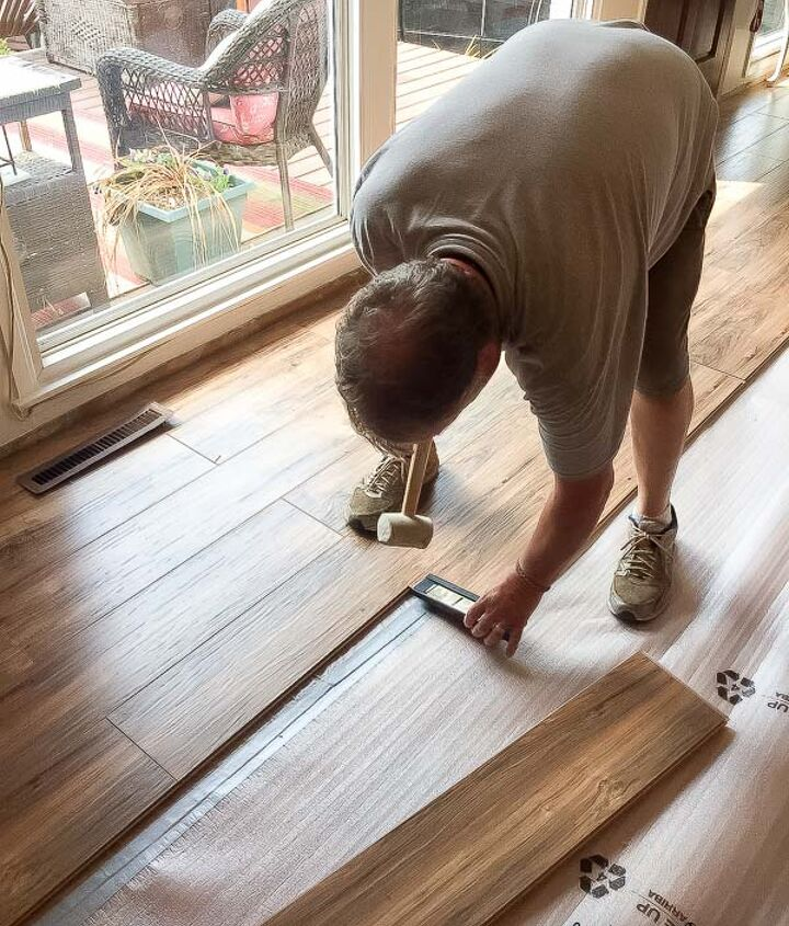 diy laminate flooring you won t believe they re not hardwoods