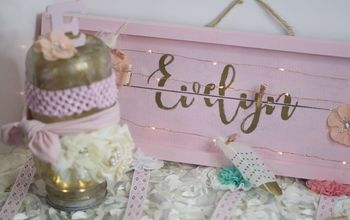 Girls Room Decor: The Perfect Storage for Your Little Girls Hair Bows