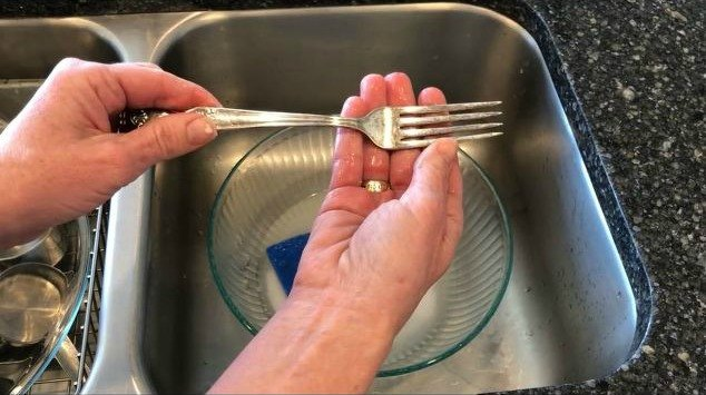 silver cleaning hacks