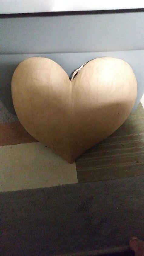q i hav 2 lrg made of cardboard i need suggestions to make as gift