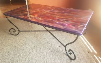 Turbulence - Unicorn Spit Coffee Table