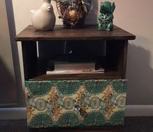 ikea tarva nightstand hack using napkins