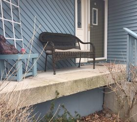 Delicieux Q Need Update Ideas For Poured Concrete Patio Steps