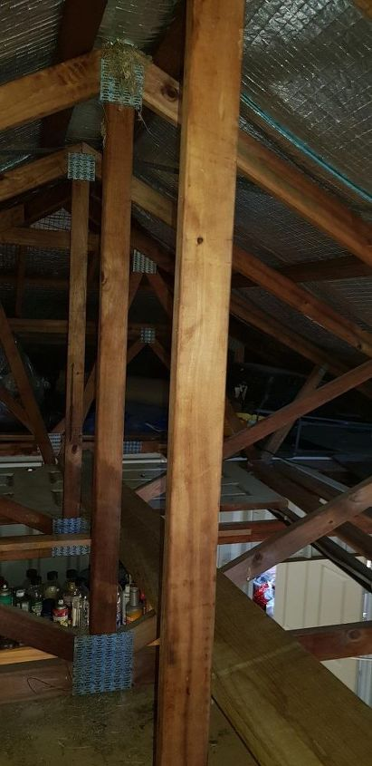 attic loft floor and roof space conversion on a budget