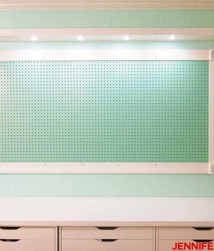 how to install shelves with under lighting
