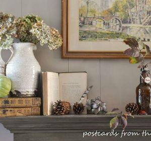 s 13 perfect fall mantel ideas for every style