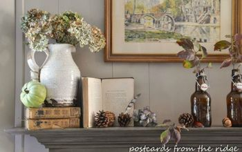 13 Perfect Fall Mantel Ideas for Every Style