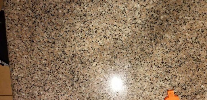 Builder Grade Granite